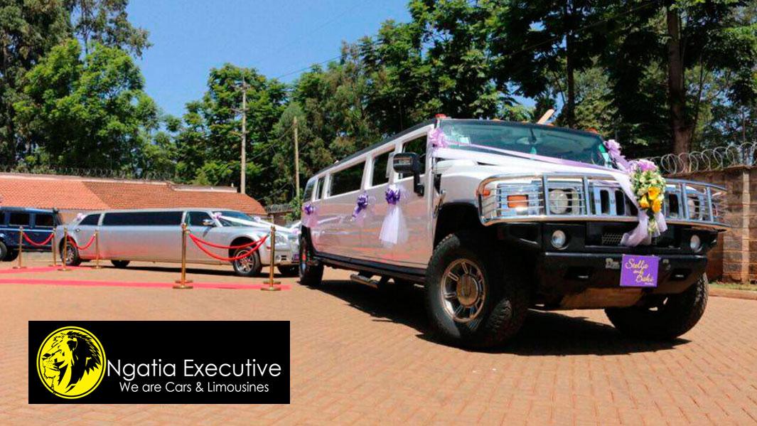 Ngatia Group Wedding Limousines Kenya
