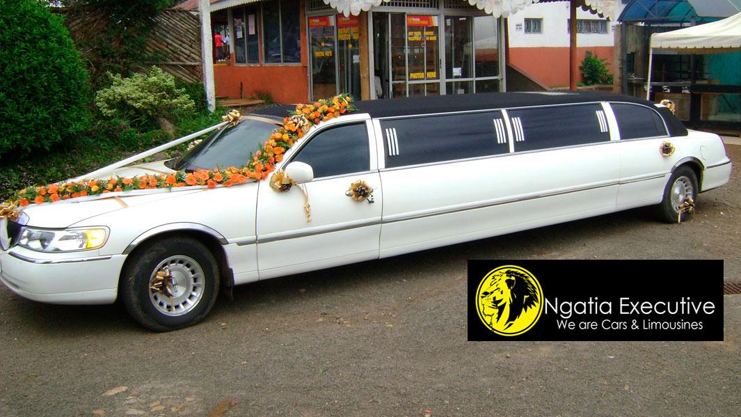 Ngatia Executive Cars Limousines An Executive Car Hire Company