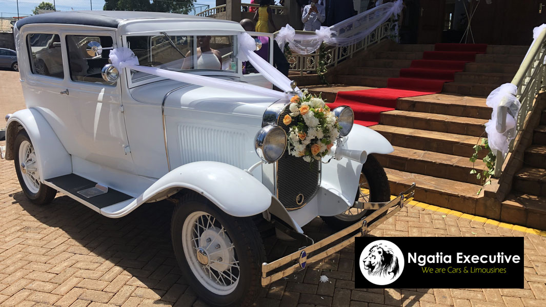 Ngatia Group Vintage skool cars for hire, vintage wedding rental cars