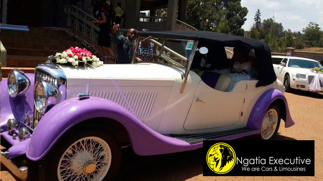 Ngatia Group Vintage skool cars for hire, vintage wedding rental cars