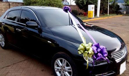 Toyota Mark X 2009 Affordable Wedding Car Yet Luxury