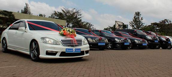 Ngatia Executive Mercedes Benz E350 For Car Hire In Nairobi For