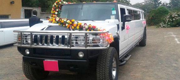 Ngatia Group Hummer H2 Limousine